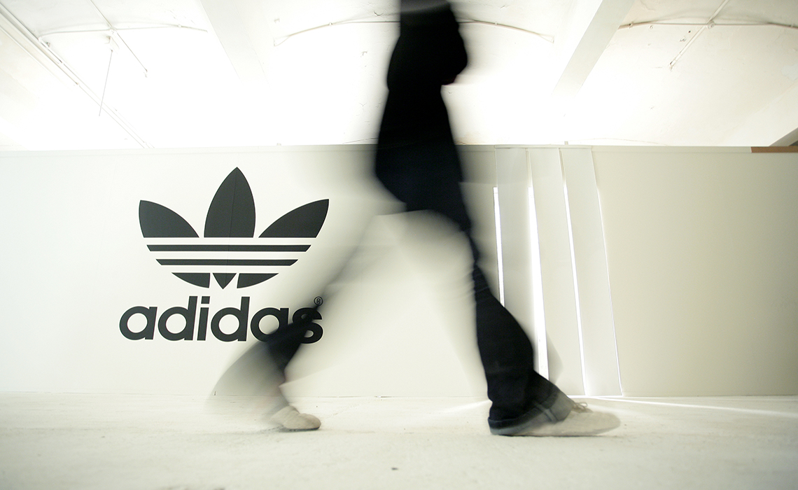 Adidas Paint Party